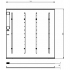 Светодиодный светильник ССВ 41-4500-А-850-Д90