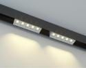 Трековый светодиодный светильник Mag.Line.Focus.34 x10