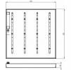 Светодиодный светильник ССВ 35-4500-А-850-Д90