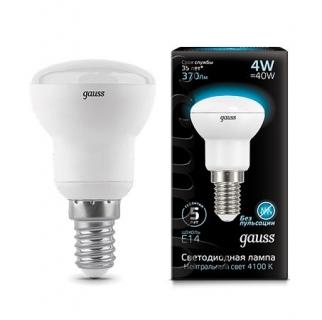 Лампа Gauss LED REFLECTOR R39